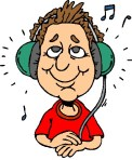 clip-art-listening-to-music-294478